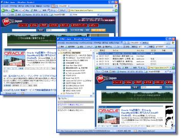 InfoMaker Headline-Reader