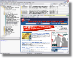 メーラー型のRSSリーダー Headline-Reader Lite